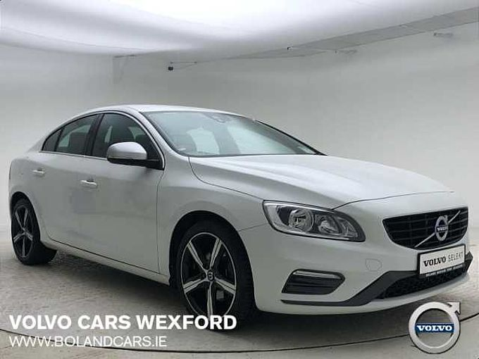 Volvo S60 D2 R-Design SE Manual